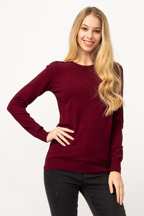 Strickpullover Christina