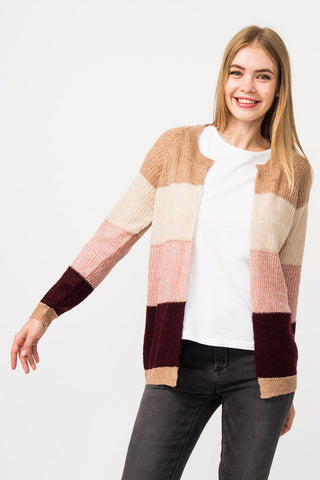 Strickcardigan Elle