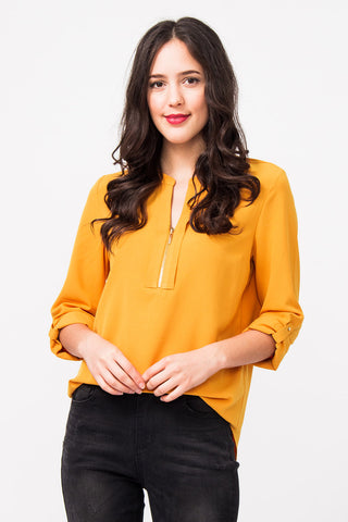 Off-Shoulder Bluse Carin
