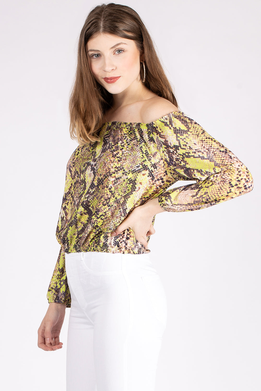 Off-Shoulder Top Noelia
