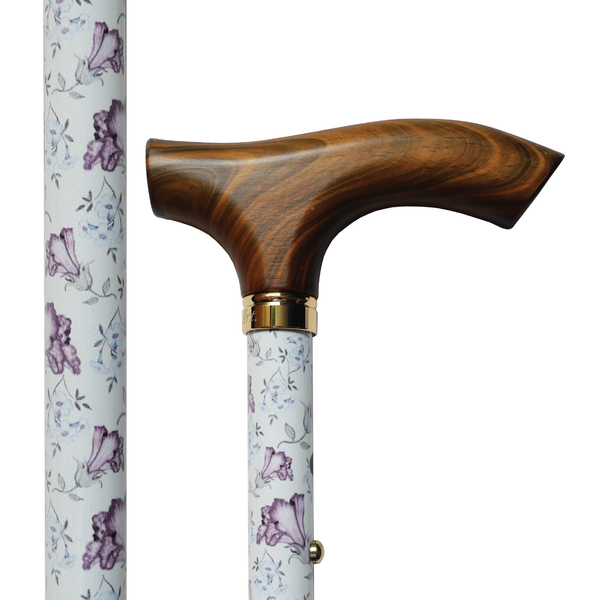 Dancing Lilac Luxe Cane