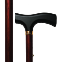 Deep Wood Luxe Cane