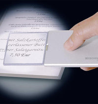 easyPocket Illuminated Magnifier
