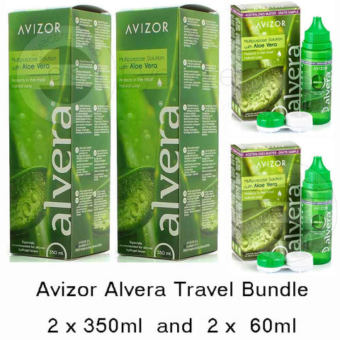 Avizor Alvera Travel Bundle