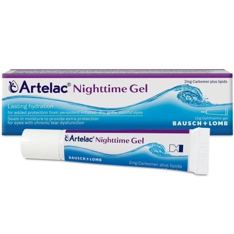 Artelac Night Time Gel