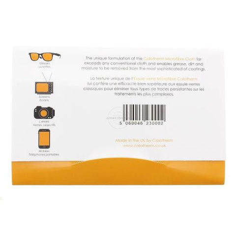 Calotherm - Calocloth - Microfibre Cleaning Cloth - Eyecare-Shop - 2