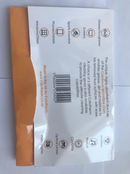 Calocloth - Microfibre Cleaning Cloth *** Sale - Damaged Packaging***