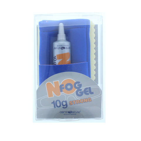 No Fog Gel 10g with cloth and pouch - Eyecare-Shop - 1