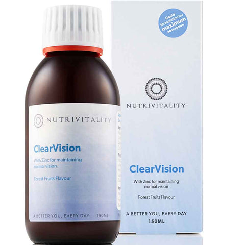 ClearVision by Nutrivitality