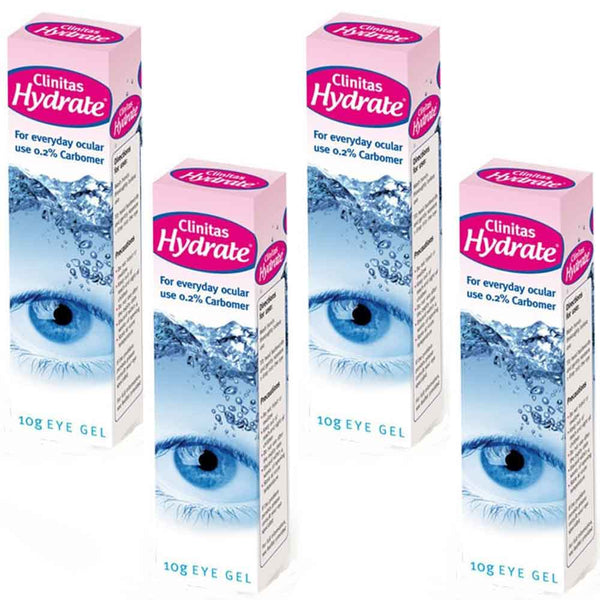 Clinitas Hydrate - 4 Pack