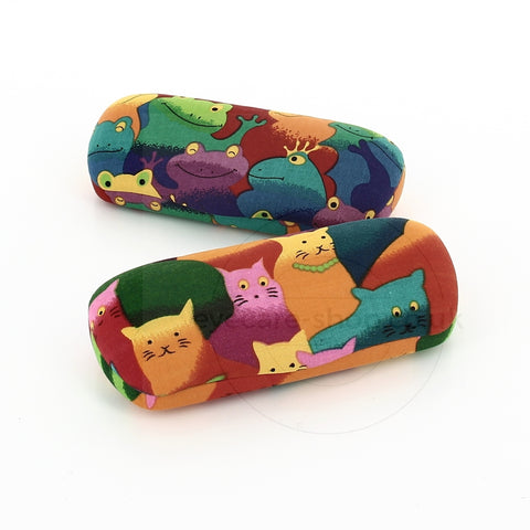 Cartoon Glasses case for kids or Adults
