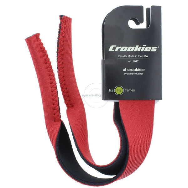 Croakies XL Suiter Spec Cord for Larger Frames - Eyecare-Shop - 5