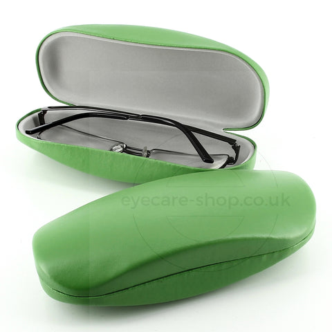 Lime Green Spectacle Case