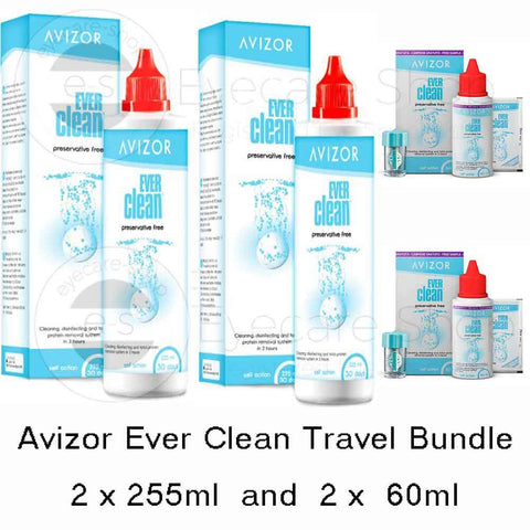Ever Clean by Avizor : 2x350ml - 90 Days Supply