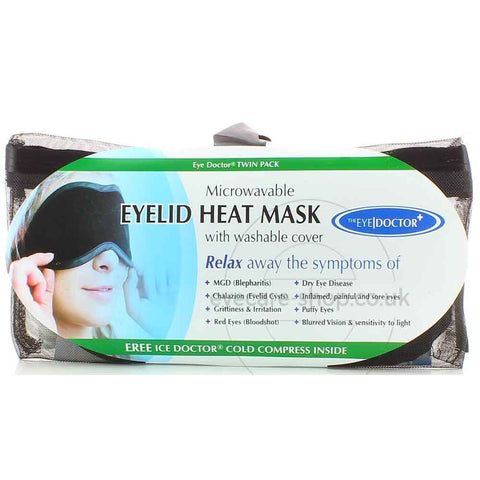 Eye Doctor Eyelid Mask Twin Pack