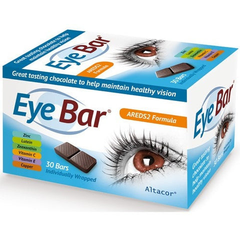 Eye Bar with Lutein for Eye Health - Eyecare-Shop