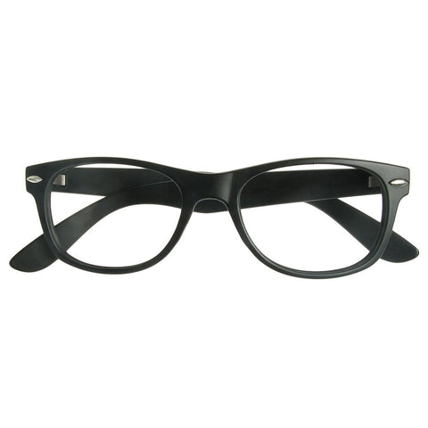 +1.50 Reading Glasses - Unisex - Matt Black - Billi - Eyecare-Shop - 1