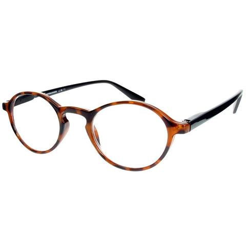 +2.00 Reading Glasses - Unisex - Tortoise&Black - Richmond - Eyecare-Shop