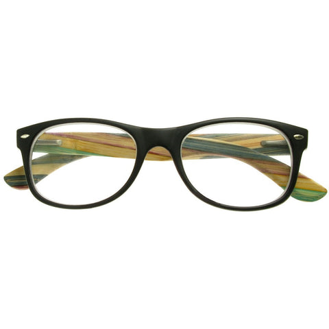 +2.50 Reading Glasses - Unisex - Black - Hampstead - Eyecare-Shop
