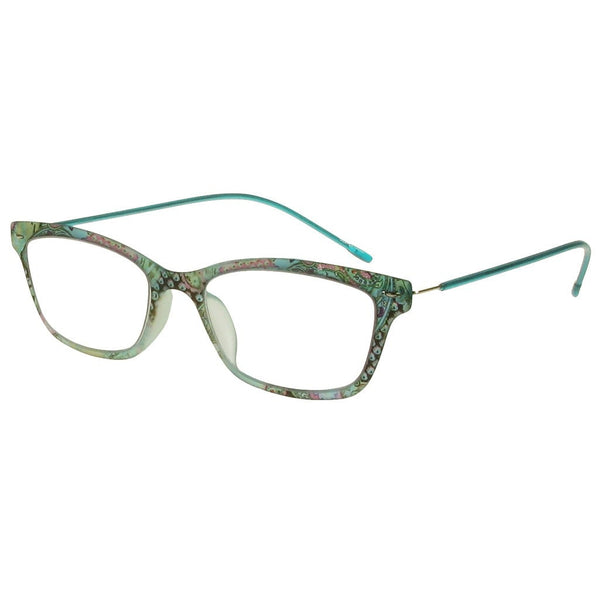 +1.00 Reading Glasses - Womens - Blue - Olivia - Eyecare-Shop - 2