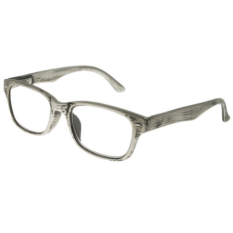 +1.00 Reading Glasses - Unisex - Silver - Paris - Eyecare-Shop - 2