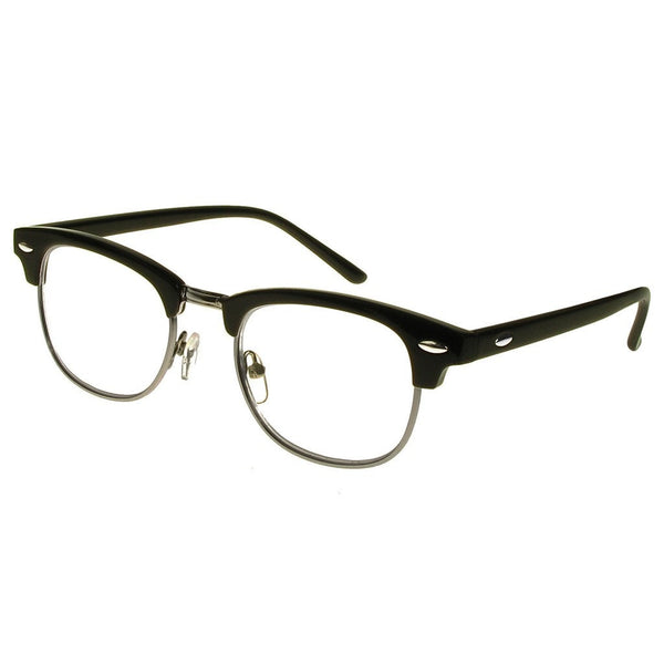 Black Reading Glasses +1.00