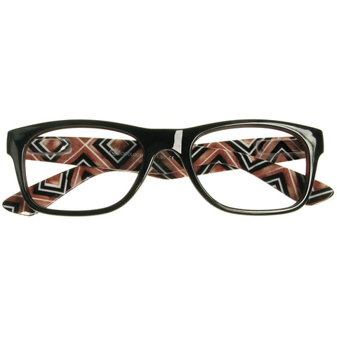 +3.00 Reading Glasses - Unisex - Brown -Winchester - Eyecare-Shop - 1