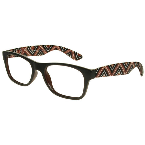 +3.00 Reading Glasses - Unisex - Brown -Winchester - Eyecare-Shop - 2
