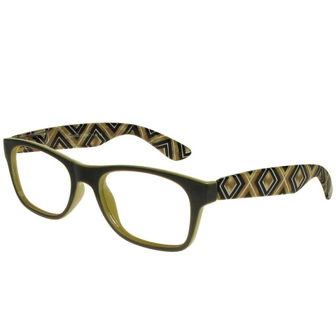 +2.00 Reading Glasses - Unisex - Green -Winchester - Eyecare-Shop - 2