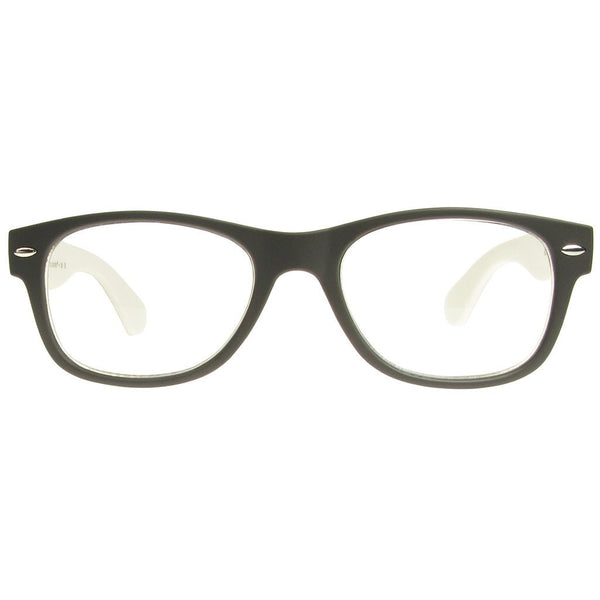 +2.00 Reading Glasses - Womens - Grey - Lizzy - Eyecare-Shop - 1