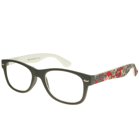 +2.00 Reading Glasses - Womens - Grey - Lizzy - Eyecare-Shop - 2