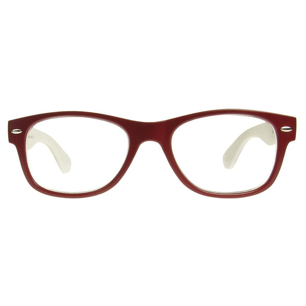 +2.00 Reading Glasses - Womens - Red - Lizzy - Eyecare-Shop - 1