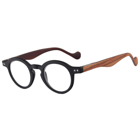 +1.00 Reading Glasses - Unisex - Black - Westminster - Eyecare-Shop - 2