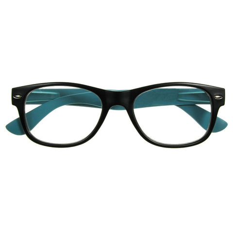 +1.00 Reading Glasses - Womens - Black - Mika - Eyecare-Shop - 1