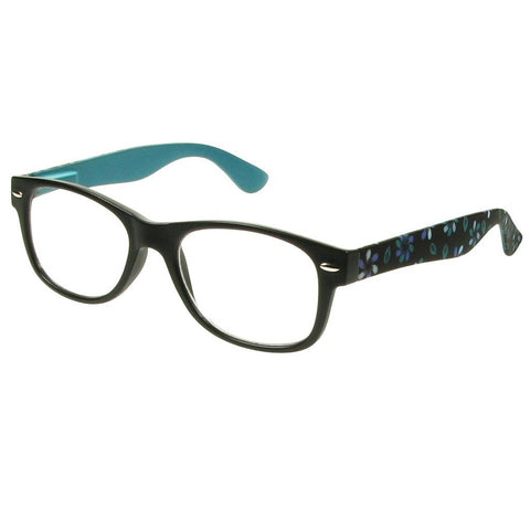 +1.00 Reading Glasses - Womens - Black - Mika - Eyecare-Shop - 2