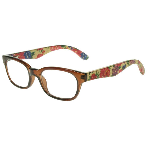 +1.50 Reading Glasses - Womens - Brown -Tallulah - Eyecare-Shop - 2