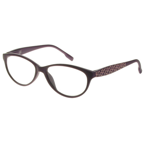 +3.00 Reading Glasses - Unisex -Purple - Diva - Eyecare-Shop - 2