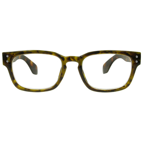 +1.50 Reading Glasses - Unisex - Tortoise Shell - Bobbie - Eyecare-Shop - 2