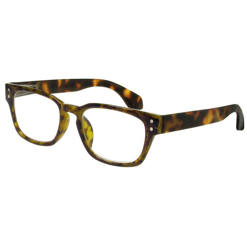 +1.50 Reading Glasses - Unisex - Tortoise Shell - Bobbie - Eyecare-Shop - 1