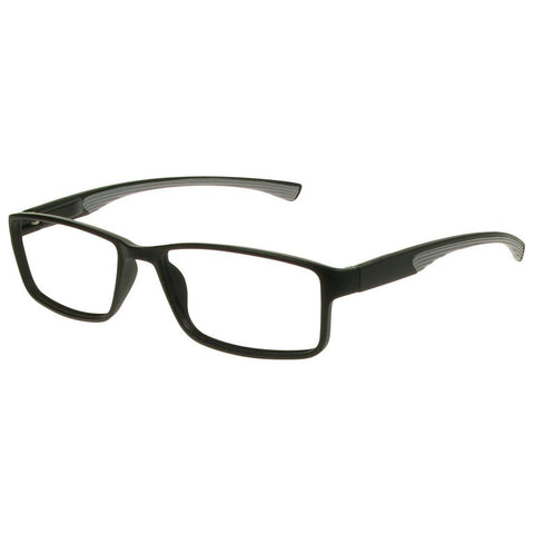 +3.00 Reading Glasses - Unisex -Boardroom -Black/Grey - Eyecare-Shop - 2