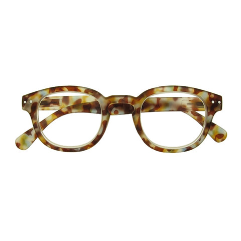 Reading Glasses - Mens - Greenwich - Multi Tortoise Shell