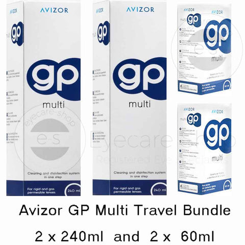 Avizor GP Multi Travel Bundle