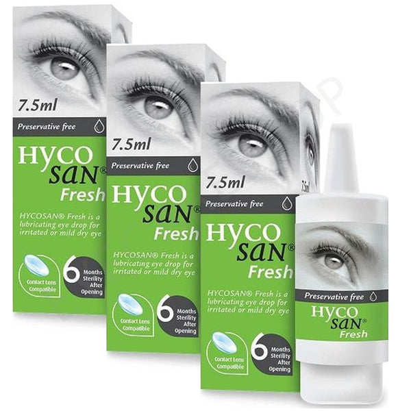 HycoSan Fresh x 3 Pack