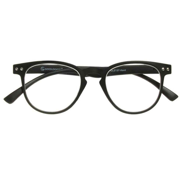 Reading Glasses - Unisex - Kent - Matt Black