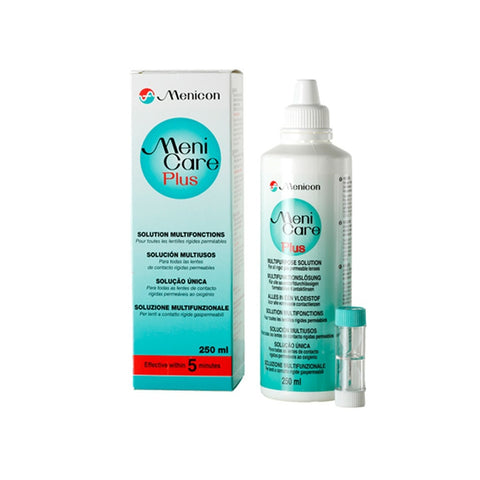 MeniCare Plus Contact Lens Cleaner