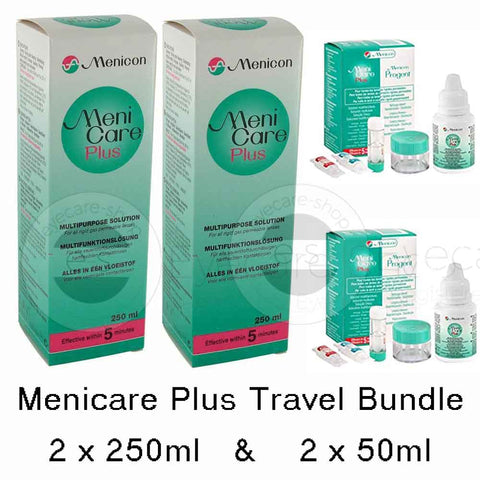 Menicare Plus Travel Bundle