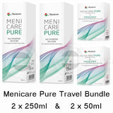 Menicare Pure Travel Bundle