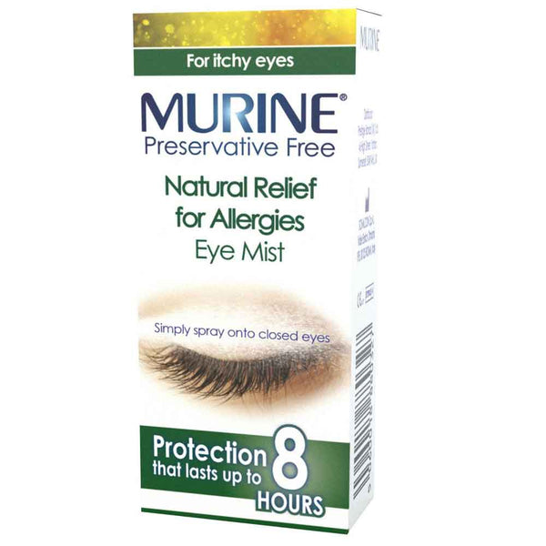 Murine Natural Relief For Allergies