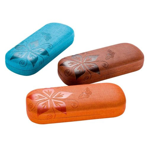 Naxos Embossed Glasses Case