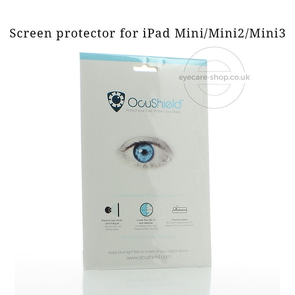 OcuShield iPad Mini/Mini2/Mini3 - Eyecare-Shop
